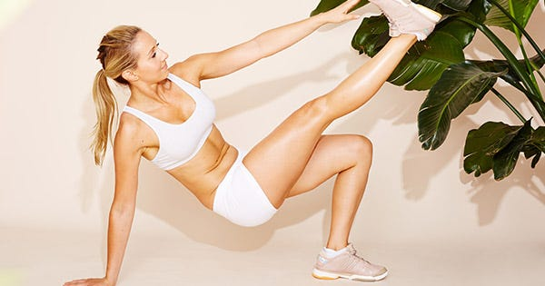 10 Animalistic Moves To Sculpt, Strengthen & Burn