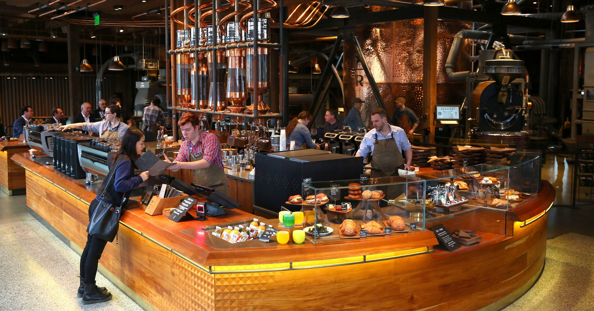 Starbucks Will Open A 20,000-Square-Foot Location In NYC