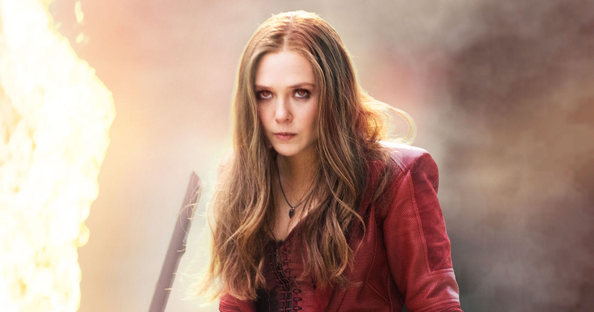 Scarlet Witch Captain America Sexism Female Superheroes