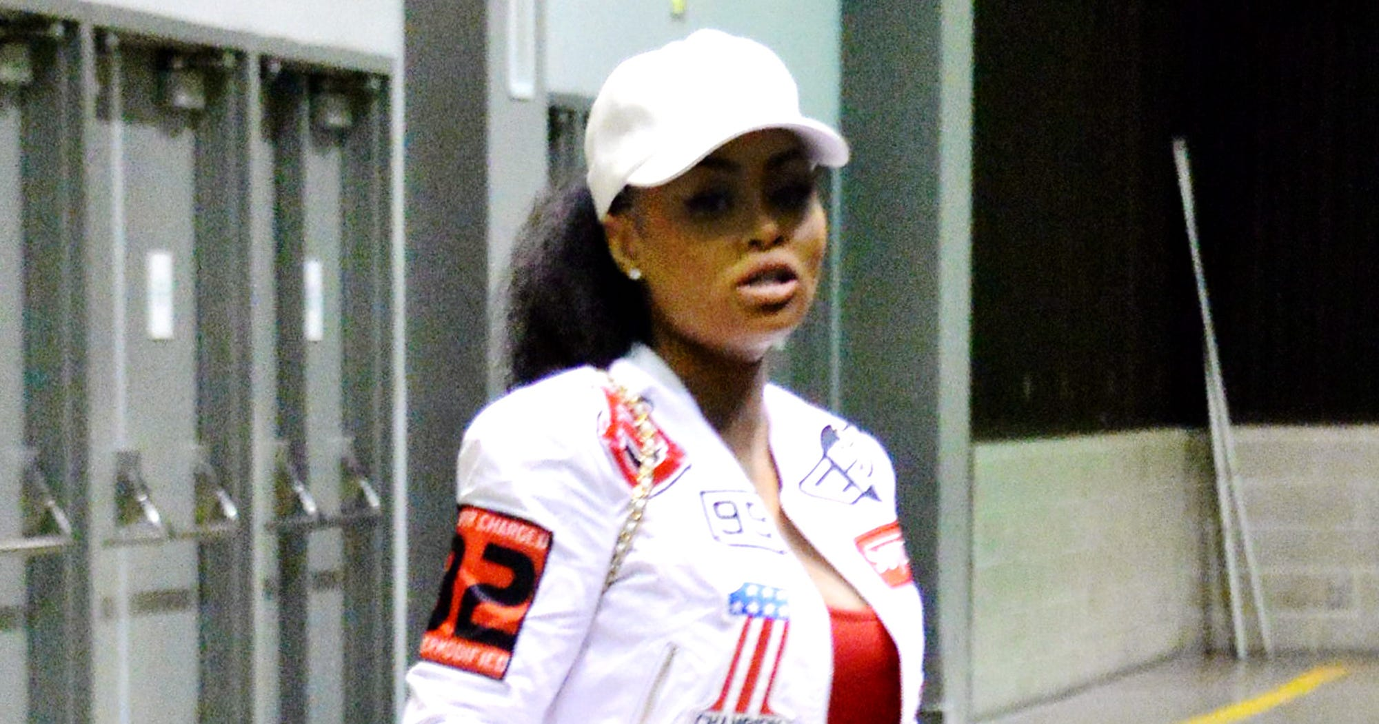 Blac Chyna Shows Off Her Baby Bump & Shades The Kardashians