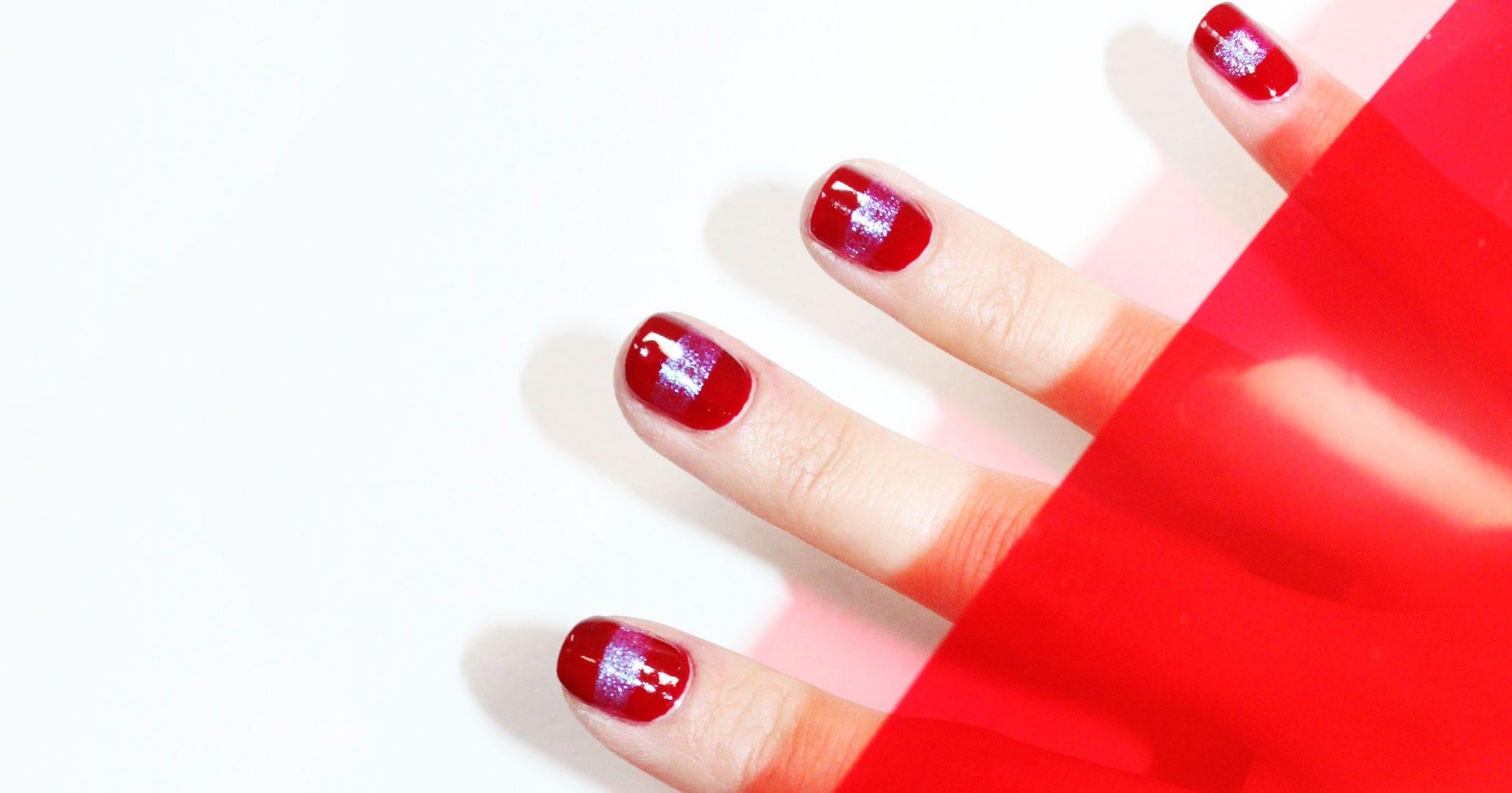 How To Layer Nail Colors - Mixing Polish