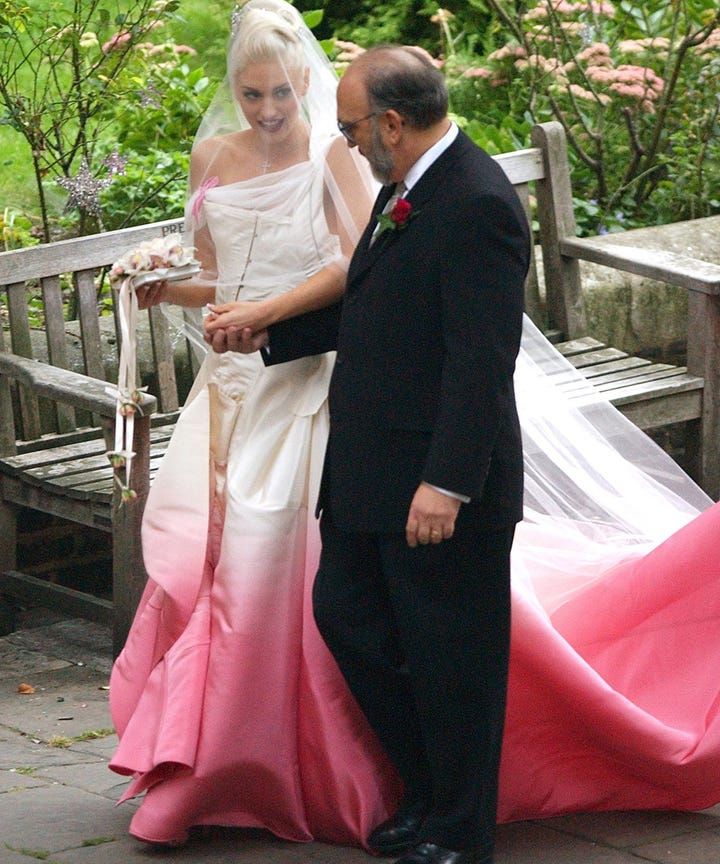 Celebrity Wedding Dresses, Bridal Gowns