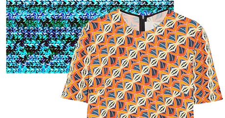 Let's Play A Game: Spring Print Or Magic Eye?