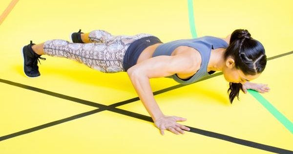 Boost Your Endurance With These 5 Moves