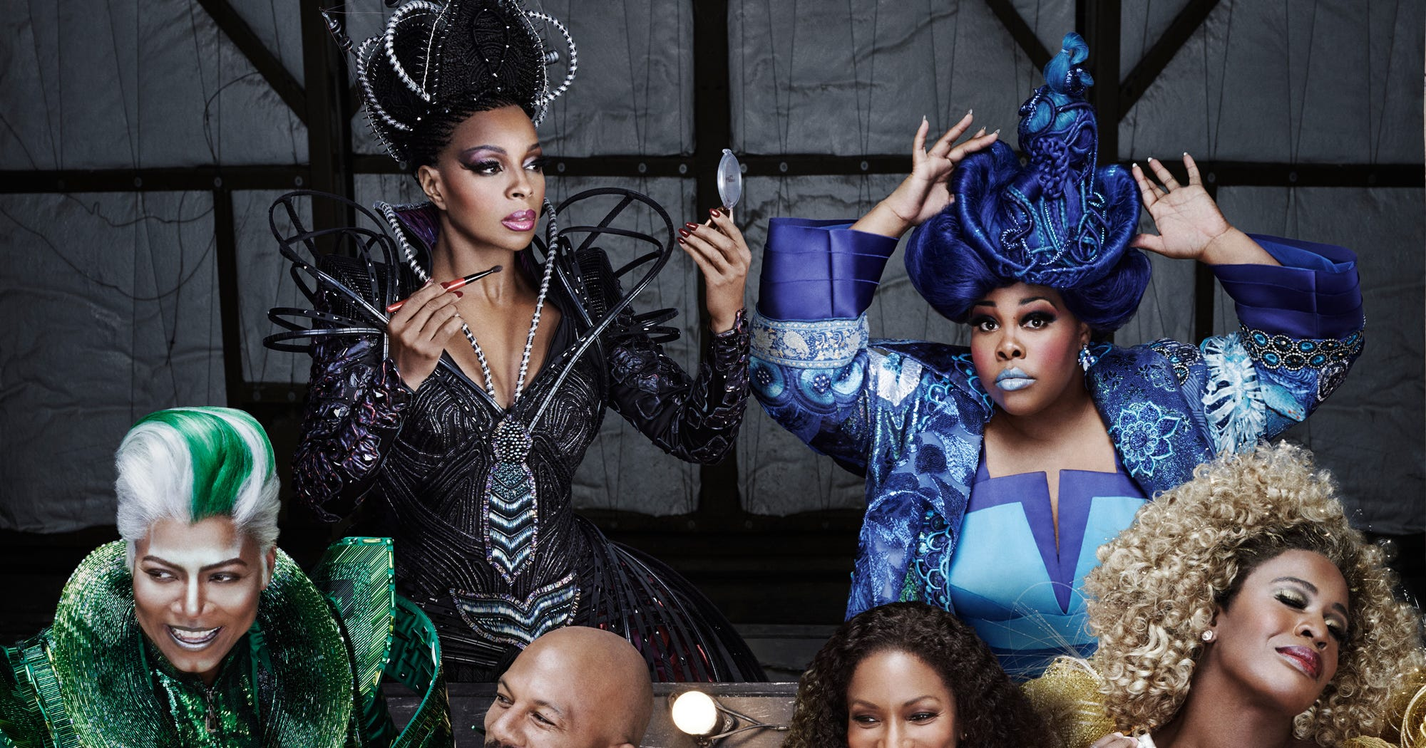 The Wiz All Black Cast Racist Reactions
