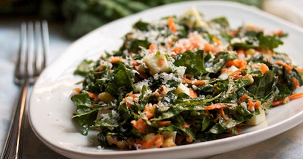 All Hail The Kale: The Only 7 Recipes You'll Ever Need