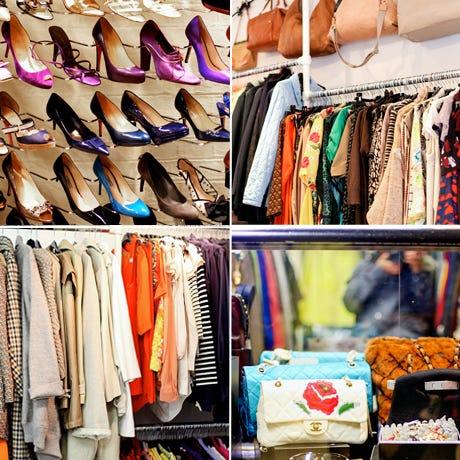 london designer consignment stories handbags shoes