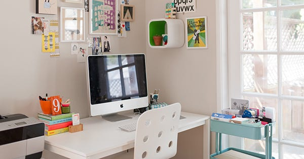 15 Desks So Gorgeous, You May Never Leave