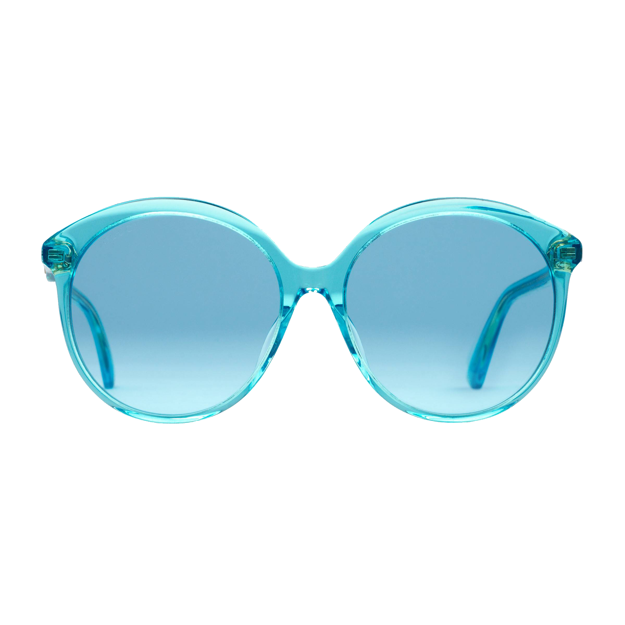 c111acc27cb Specialized fit round-frame acetate sunglasses