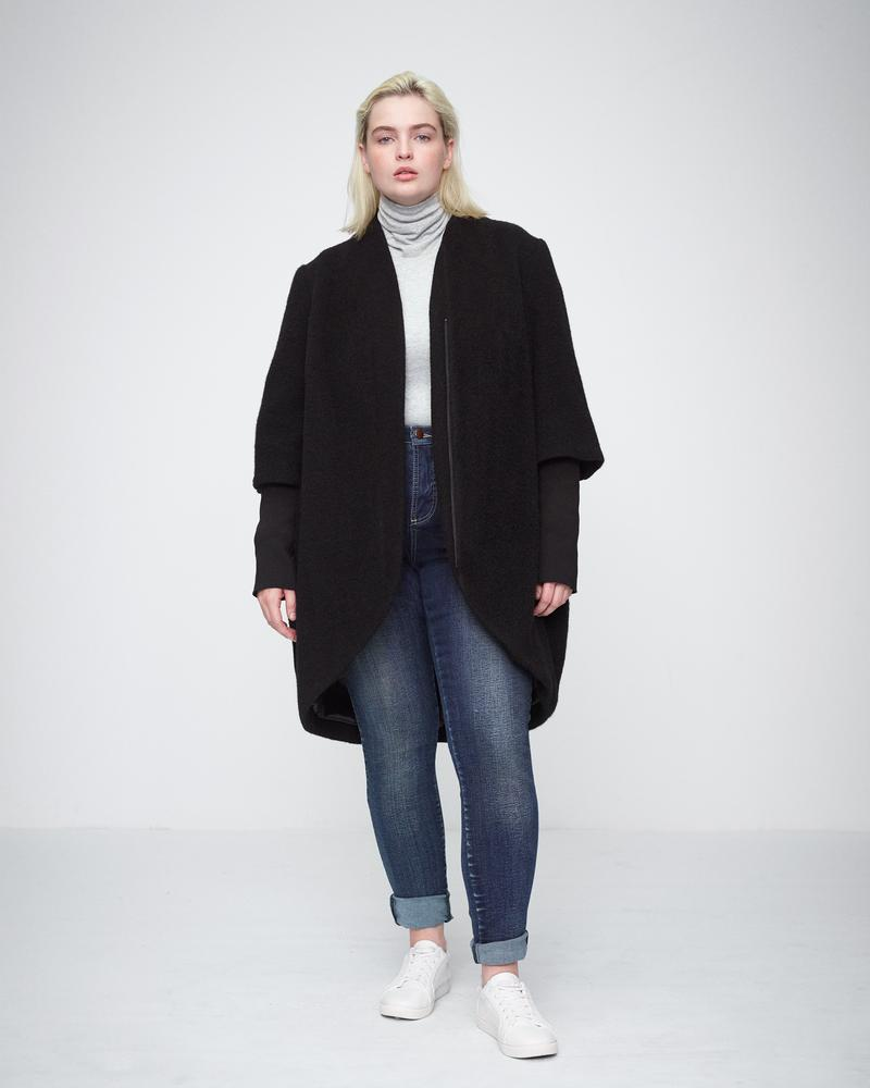 Saab Elie fall/winter rtw fur pictures