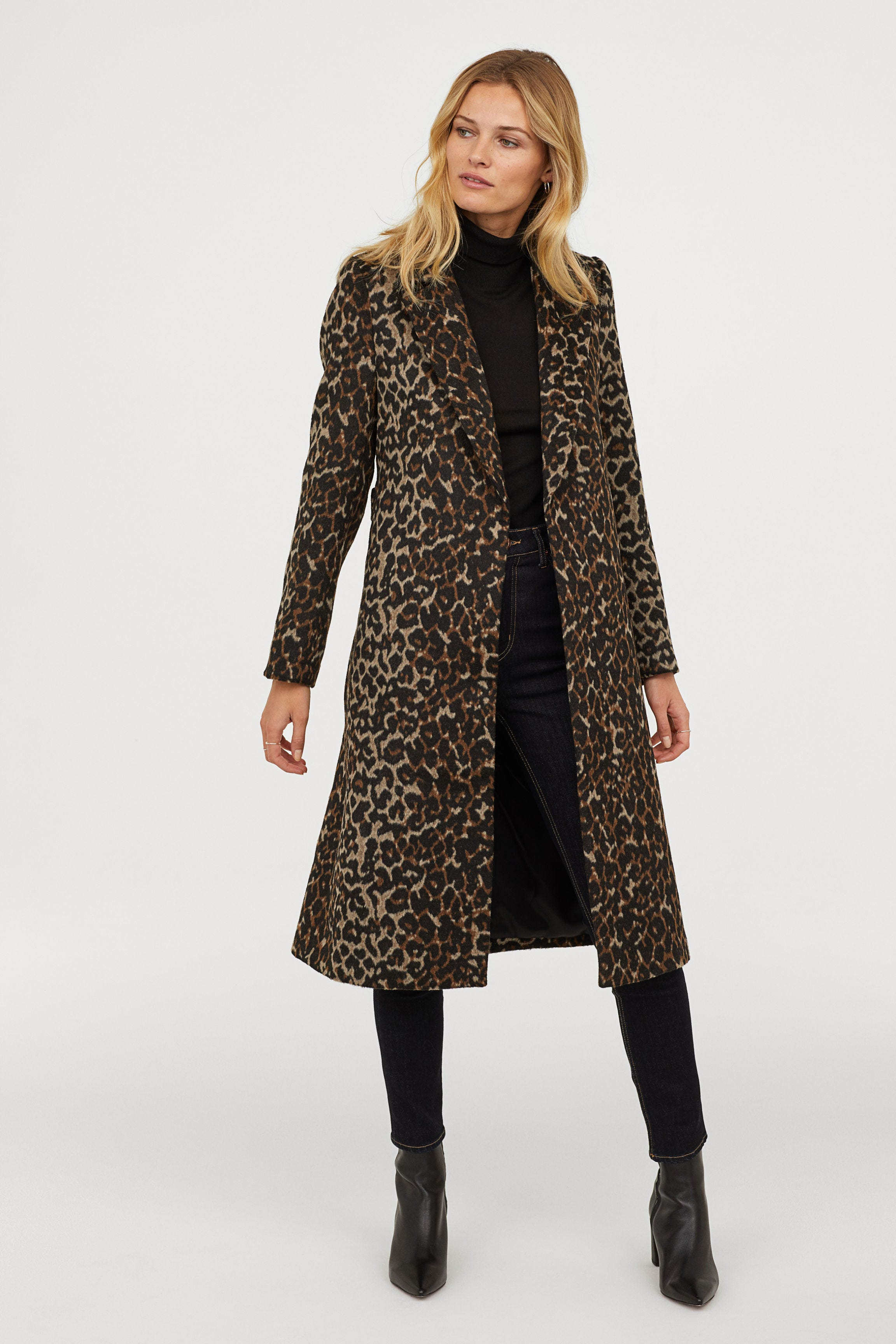 2fa685bf Best Leopard Print Coats To Keep You Warm Winter 2018