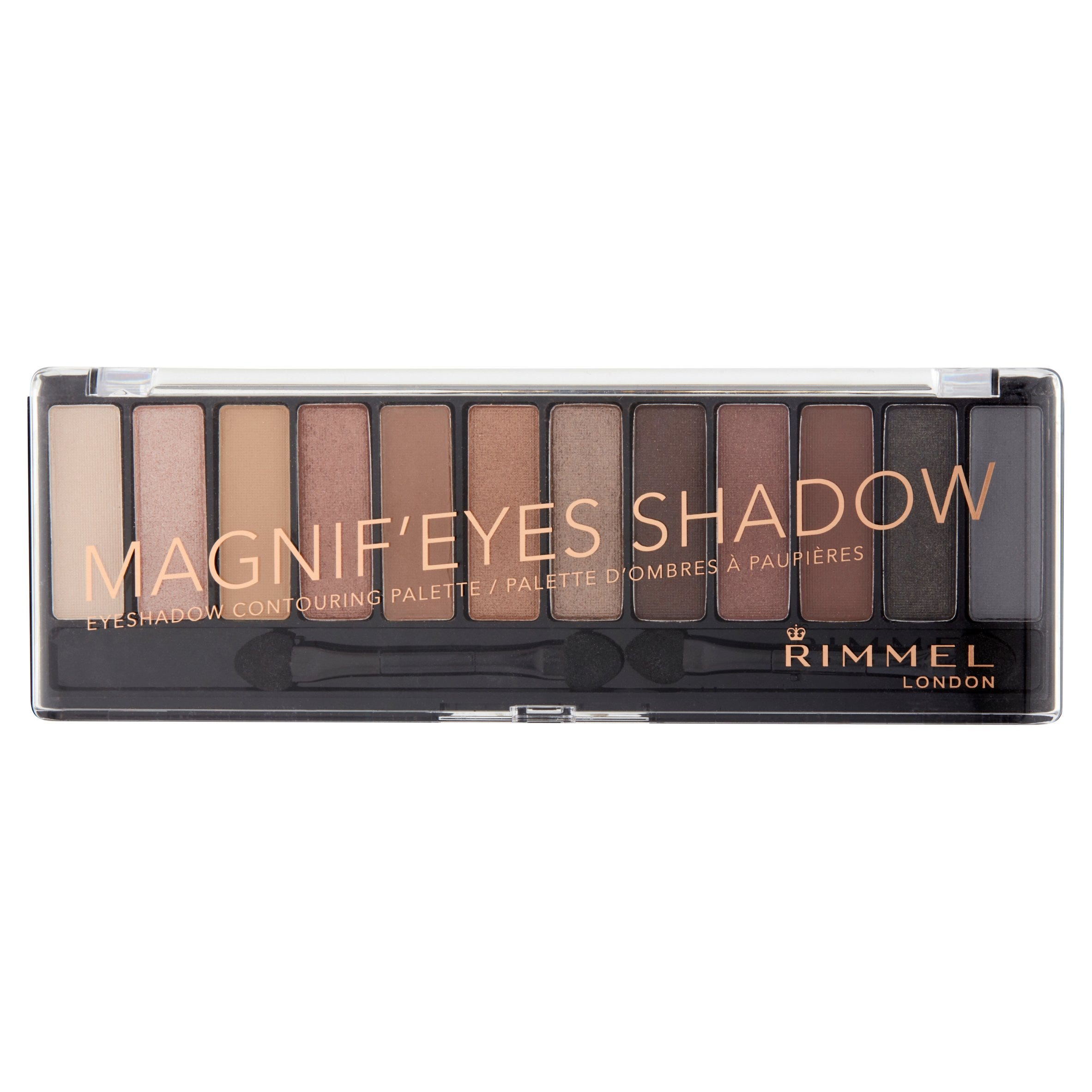 Best Drugstore Eyeshadow Palette 2018