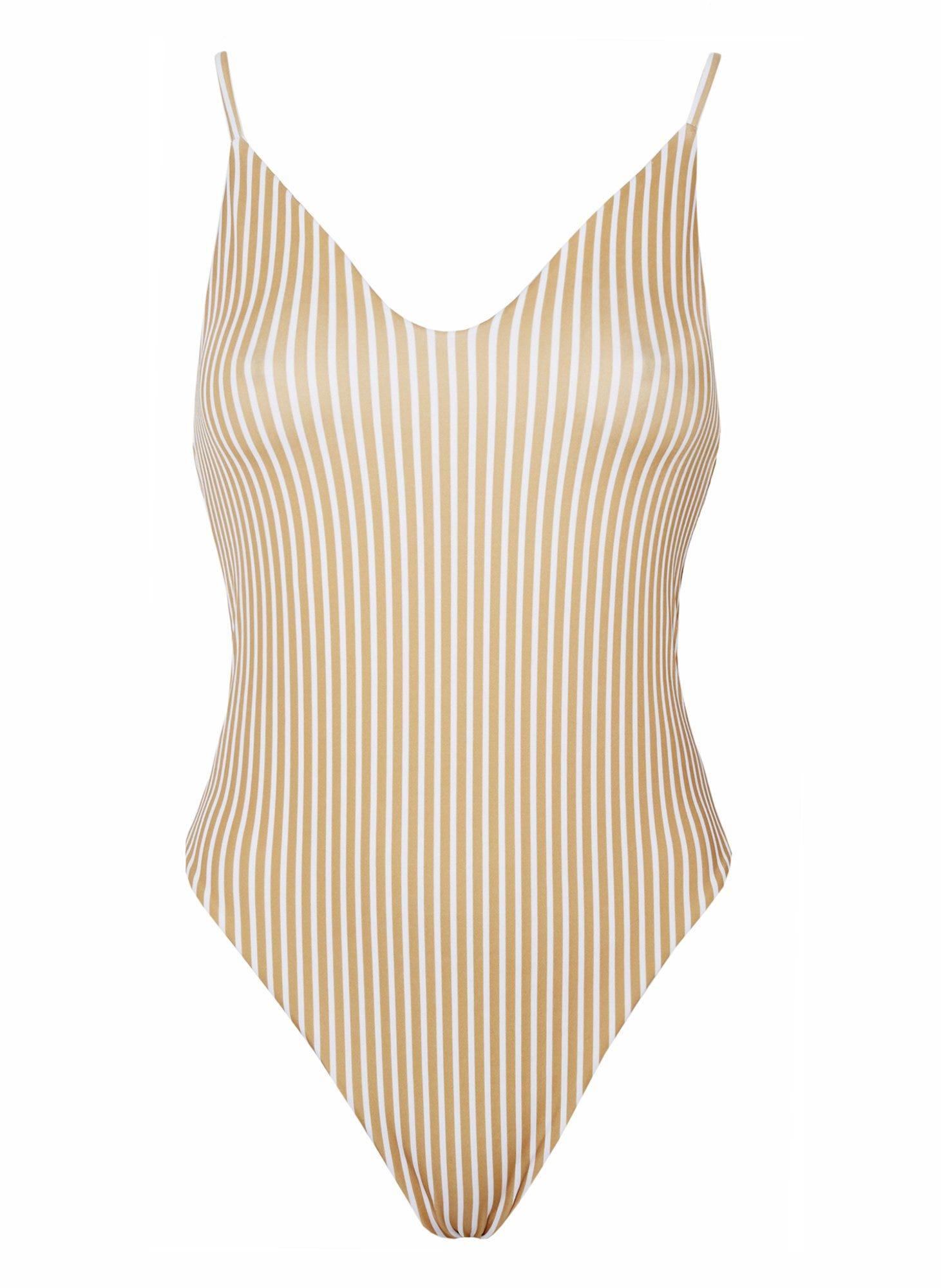 Fashion week H&m romance vintage swimwear for woman