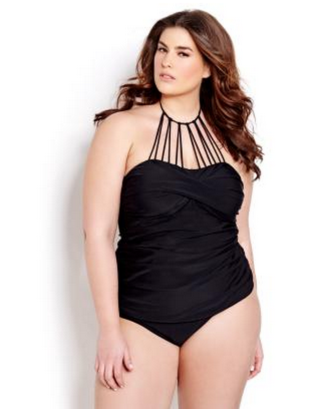 d826e42485 The Curvy Girl Guide To The Perfect Beachwear Look