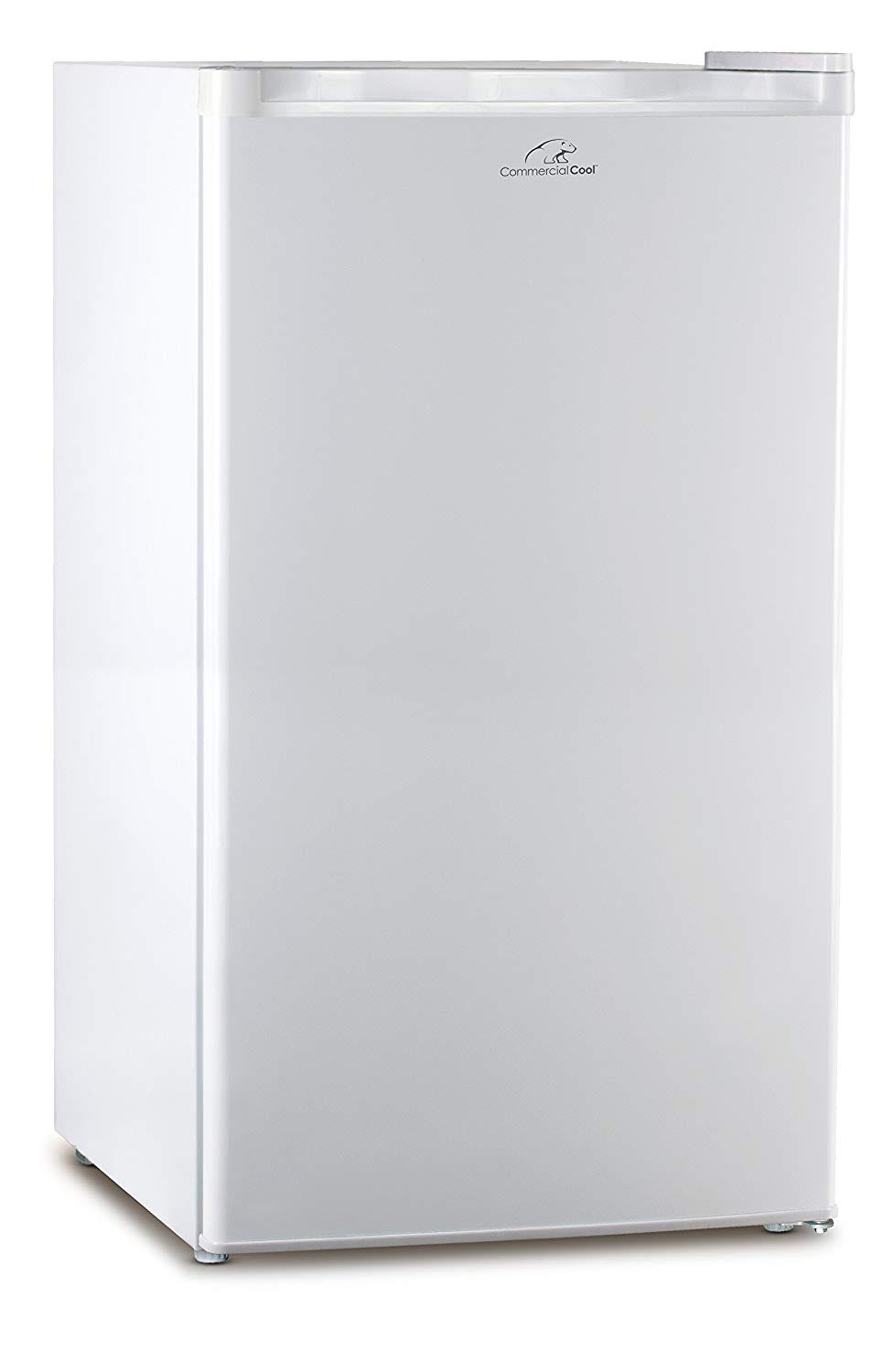 Compact Single-Door Mini Refrigerator & Freezer