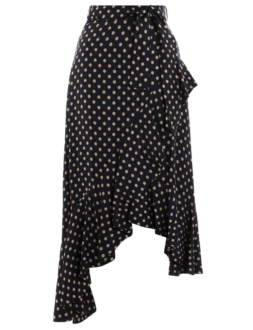 370d9886eab Cute Ways To Wear The Polka Dot Trend Winter 2018