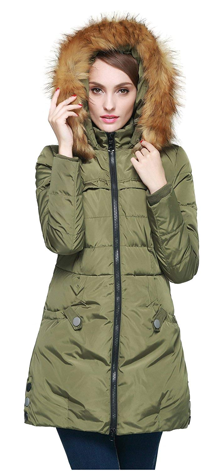 57bbb0a91c81 The Viral UES Mom Orolay Coat   Similar Amazon Jackets