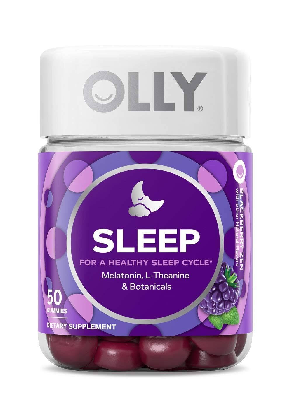 Sleep (50 Gummies)