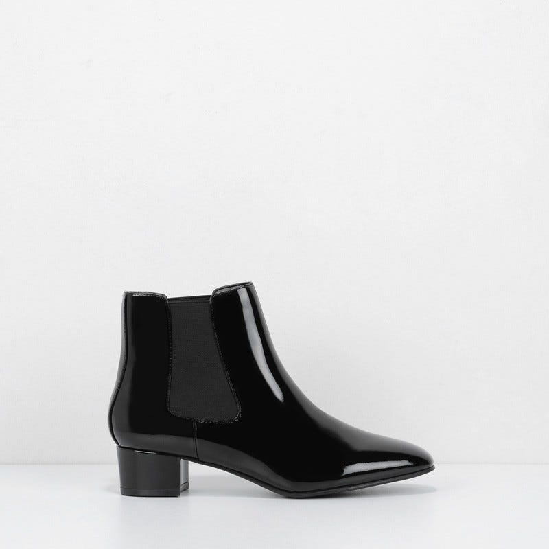 fbd5cc70df7590 Charles   Keith. Chelsea Booties