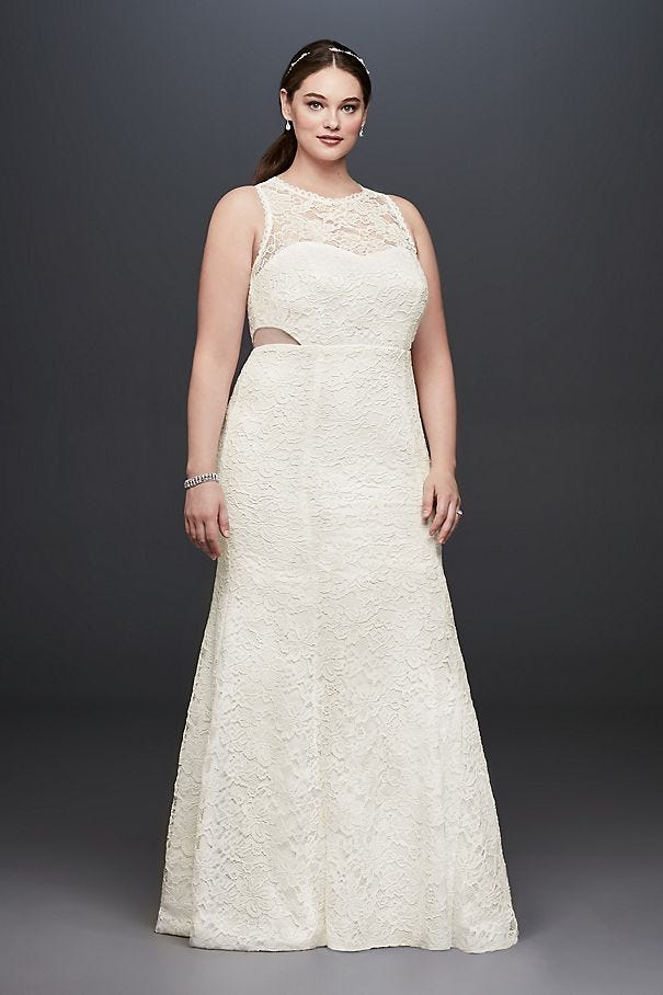 7bf39a4c890bc Affordable Wedding Dresses Under 1000 Don't Look Cheap