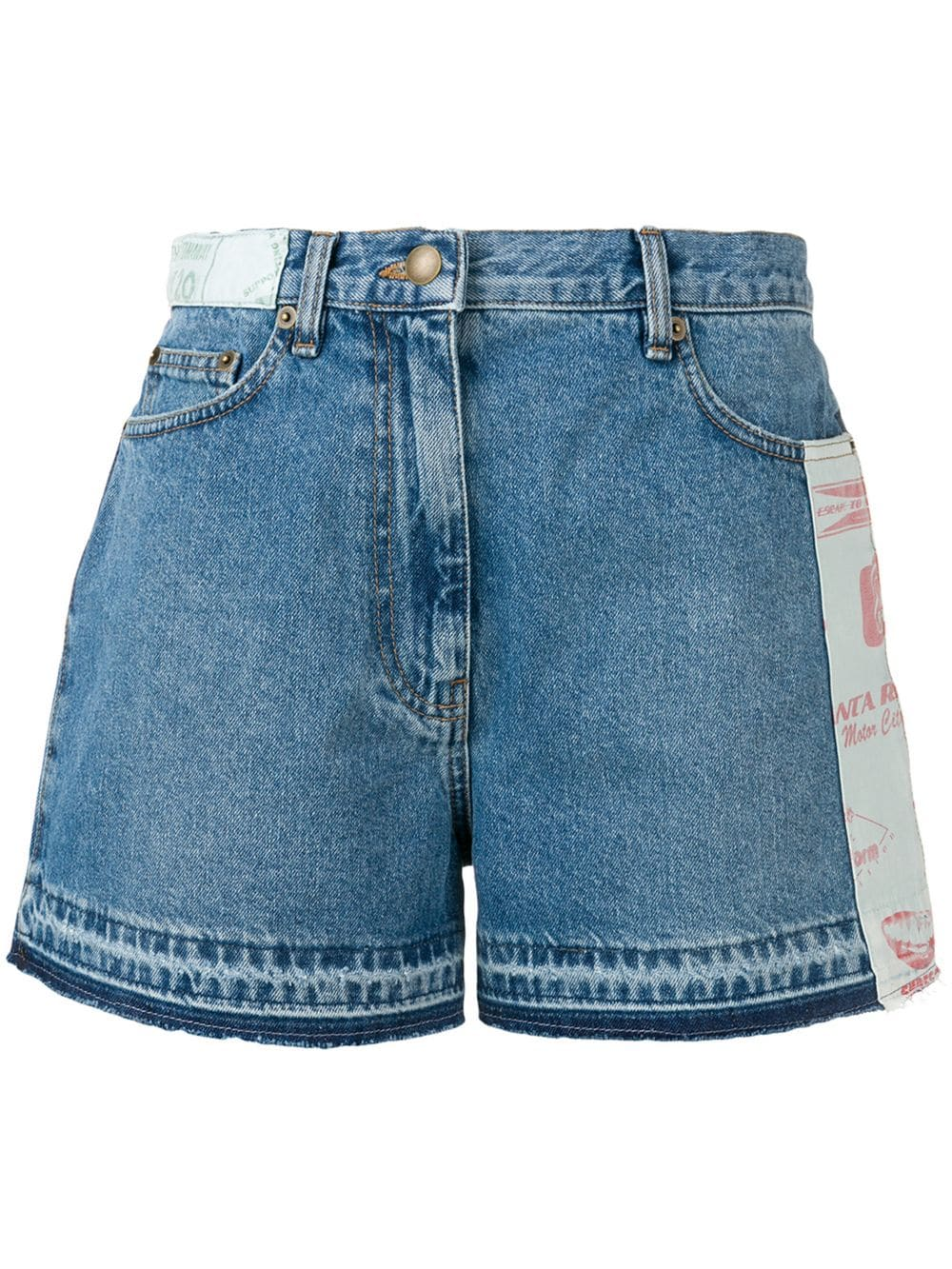 bf7ec35dffa Denim Jean Shorts In Every Style To Wear This Summer