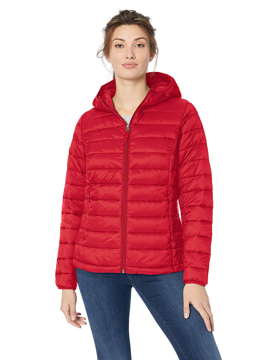 7305aaf328c Amazon Basics. Lightweight Water-resistant Packable Puffer. $44.00. BUY