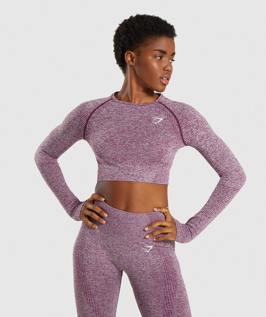 1008357a5e2 2019 Women New Vital Seamless Leggings Gym Seamless Leggings Yoga Pants  Girl Sport High Waist Energy From Onecherry, $35.42   DHgate.Com