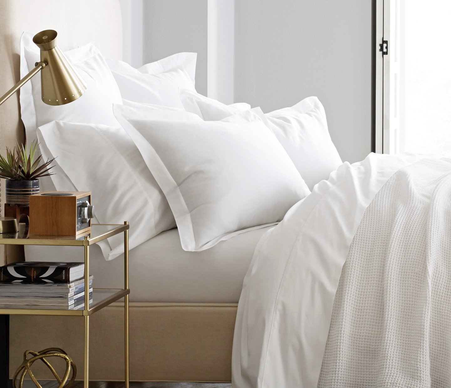 Boll And Branch Classic Hemmed Sheet Set