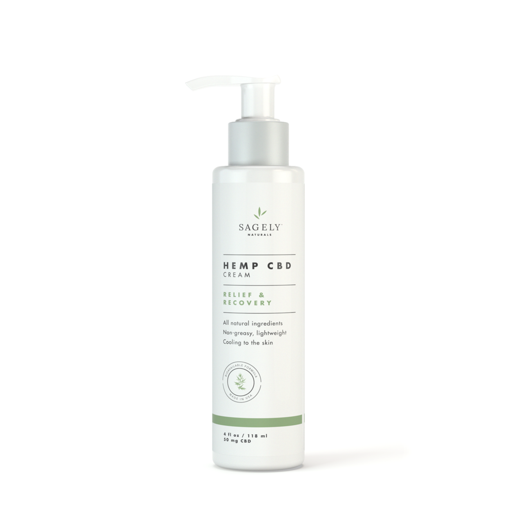 Sagely Naturals Relief & Recovery Cream