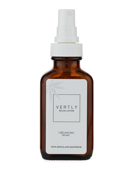 Vertly Hemp Infused Relief Lotion