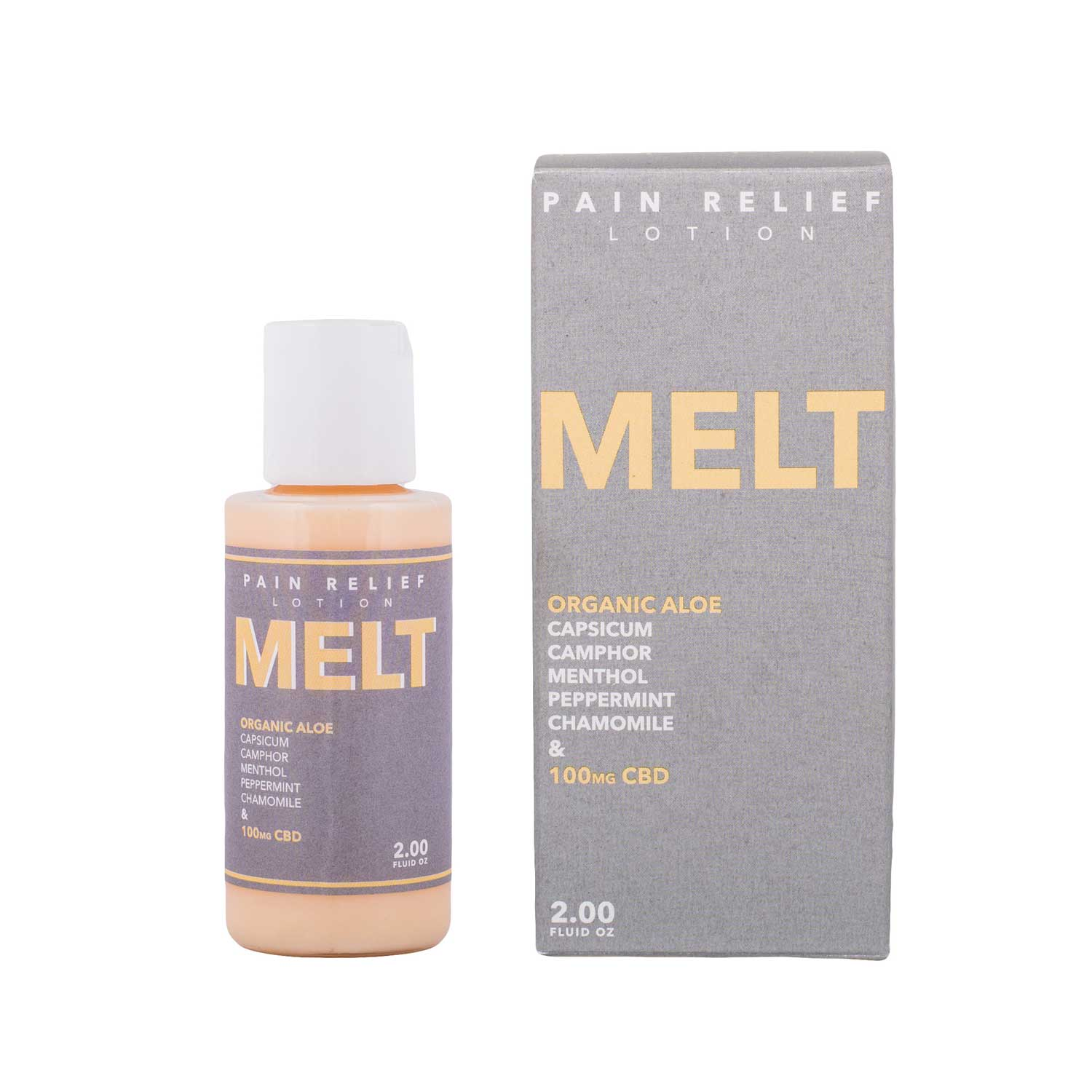 Kush Queen Melt CBD Lotion
