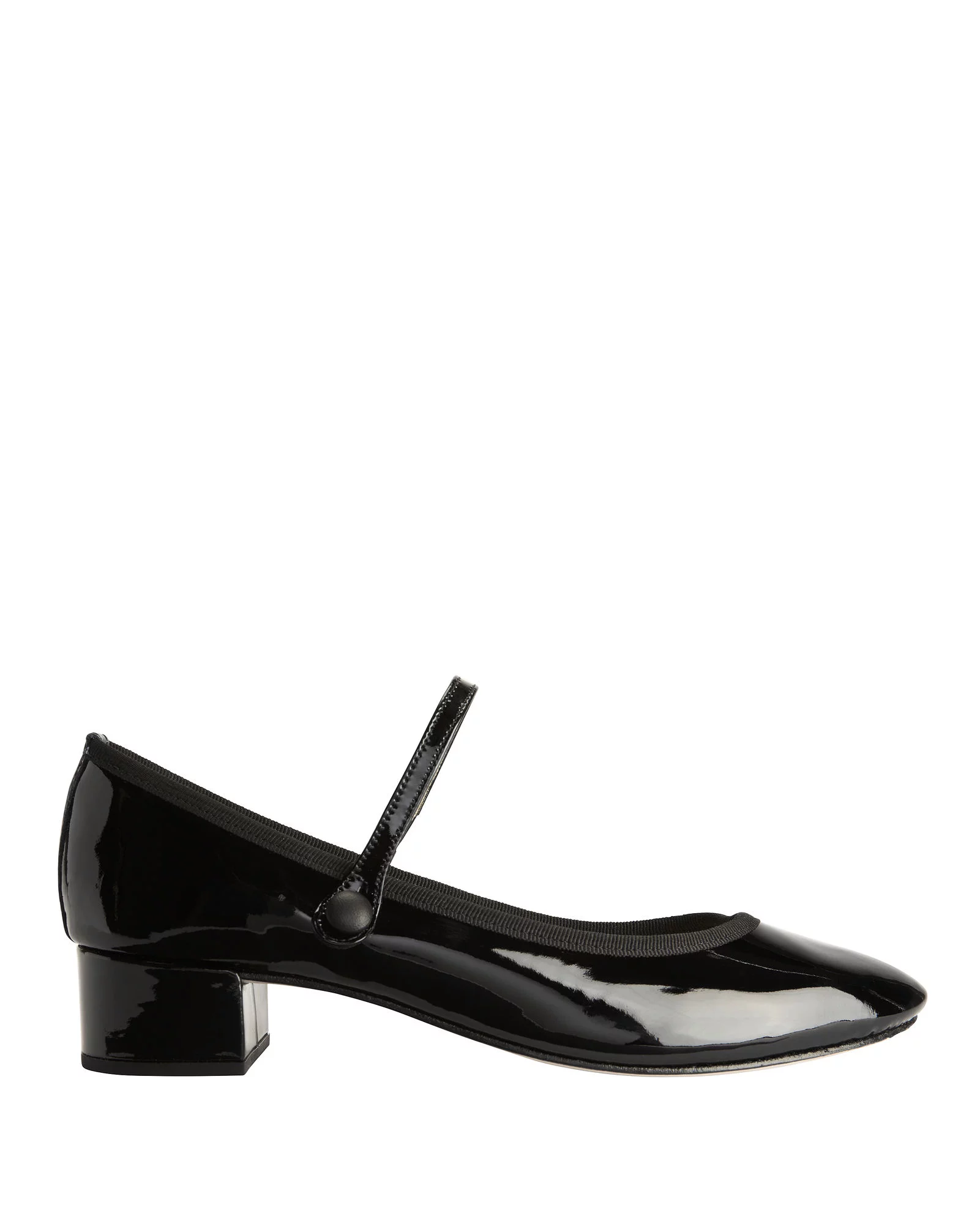 49a3766a75 Repetto + Patent Leather Mary Jane Heels