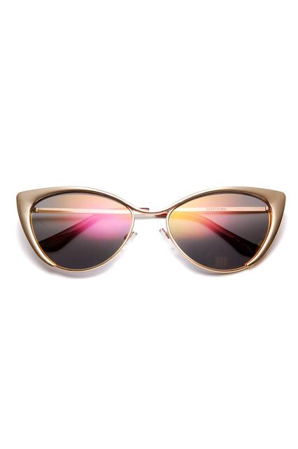 d48de0472f2 80 s Purple + Purple Round Aviator Hippie Style Sunglasses