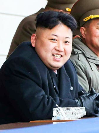 Kim Jong Un Hairstyle Chinese Smuggler Haircut