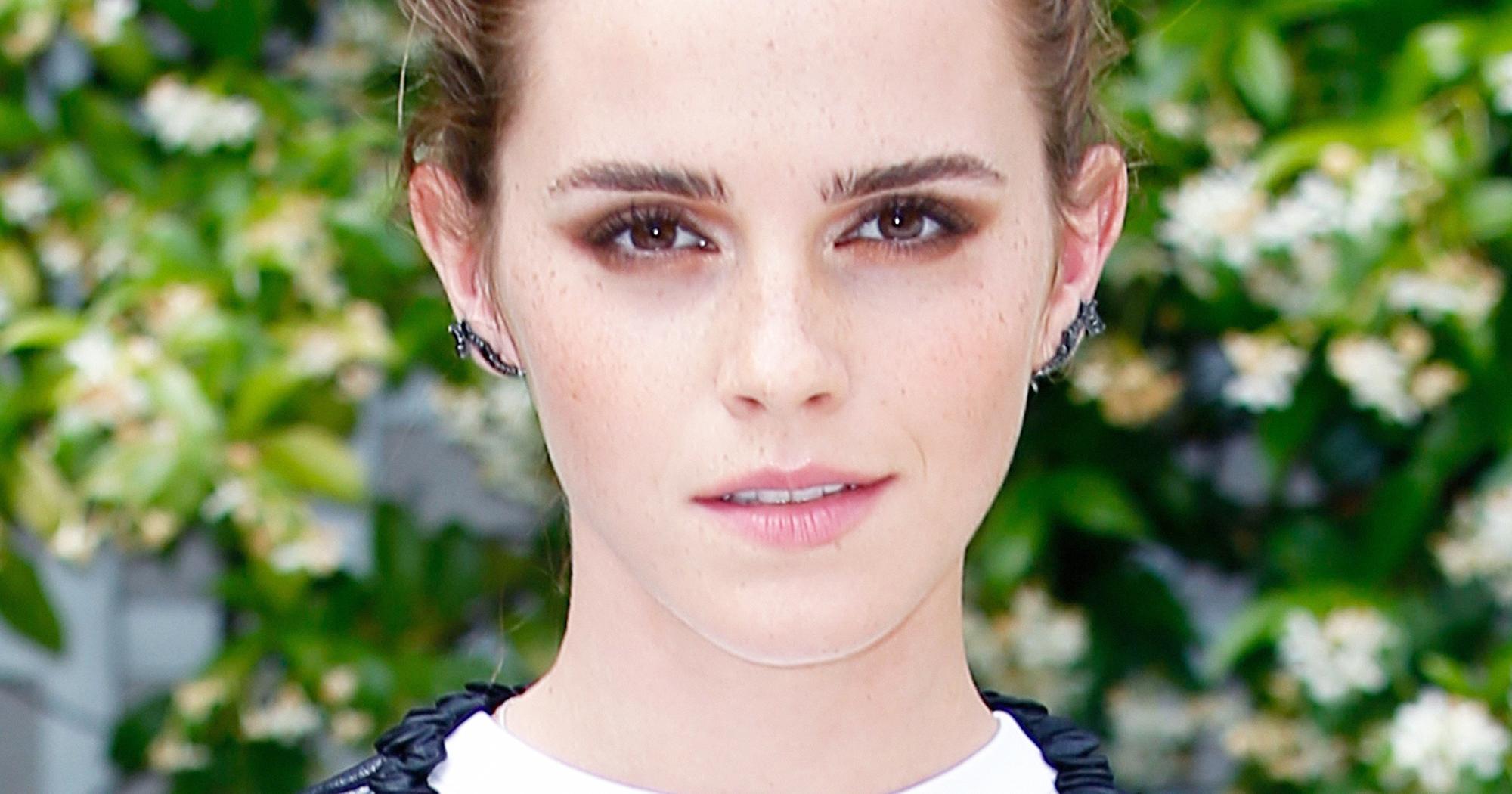Emma Watson Male Makeup Video Transformation Instagram