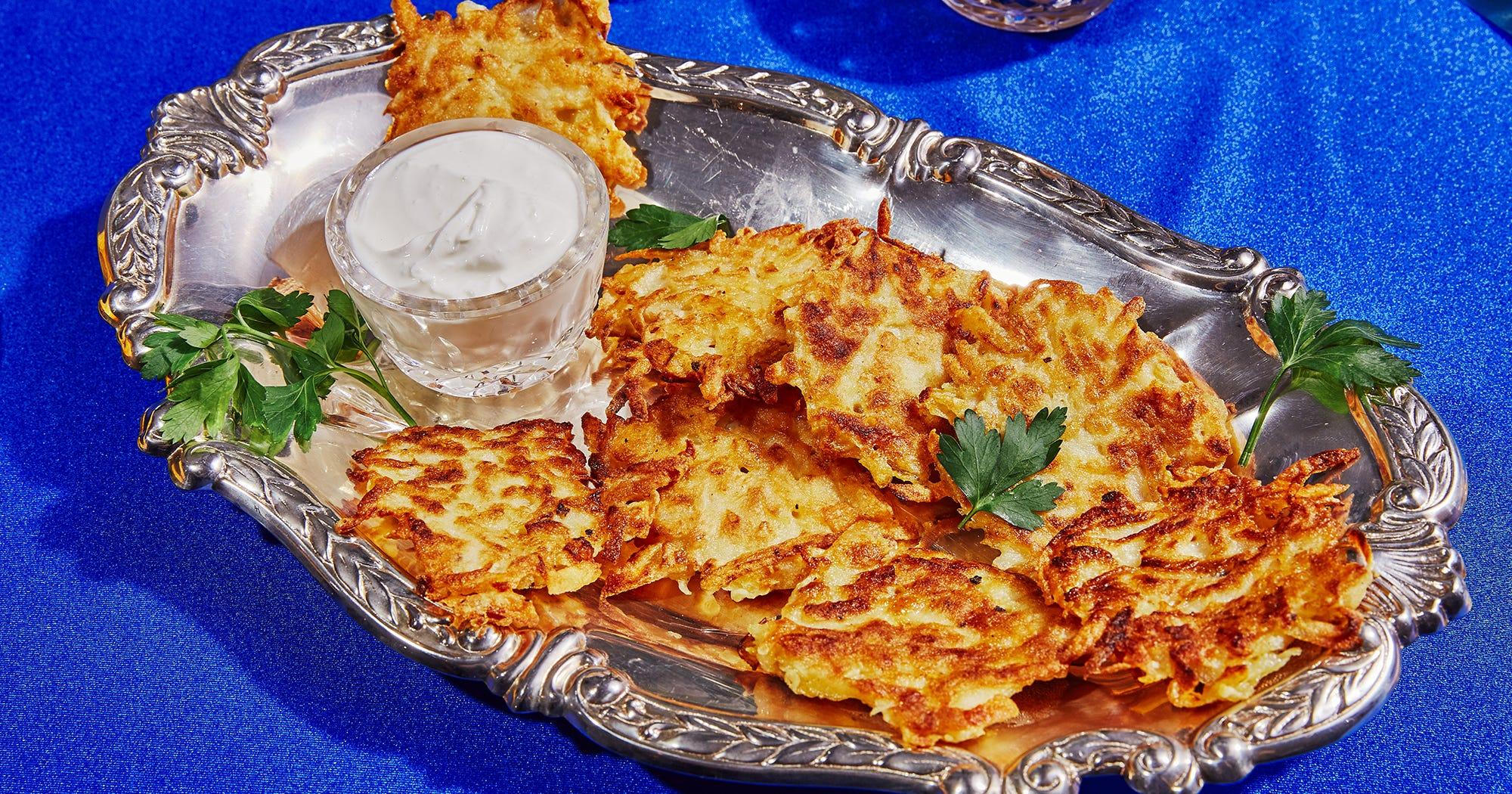 Best Hanukkah Recipes & Most Popular Food Dishes 2018