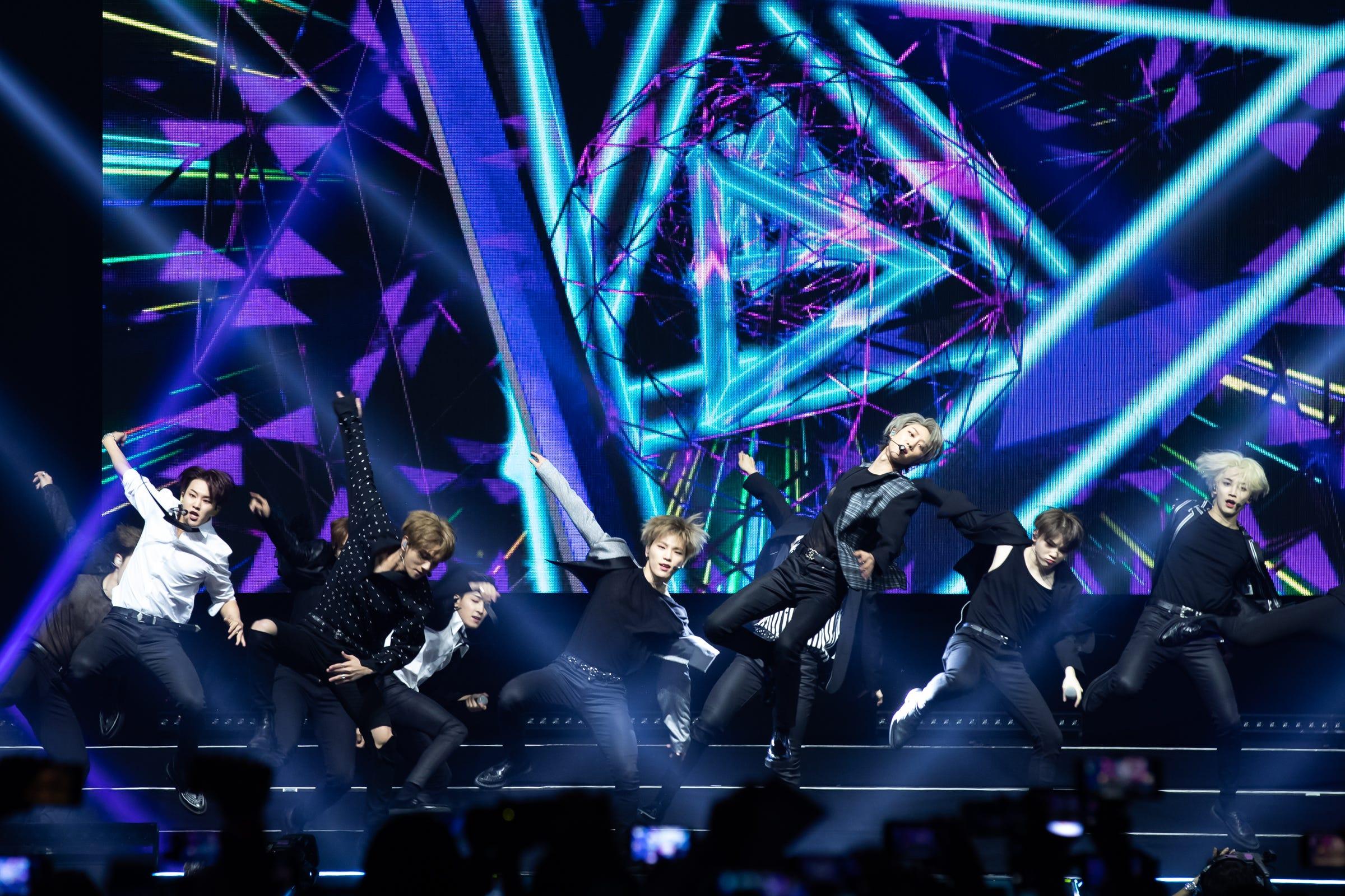 K-pop's Seventeen On Self-Producing - KCON Interview