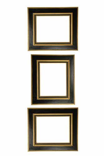 Ikea + VIRSERUM Frame, dark brown