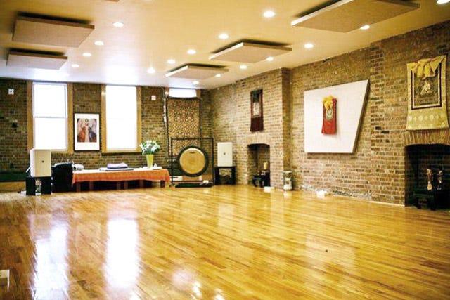 n yoga studio