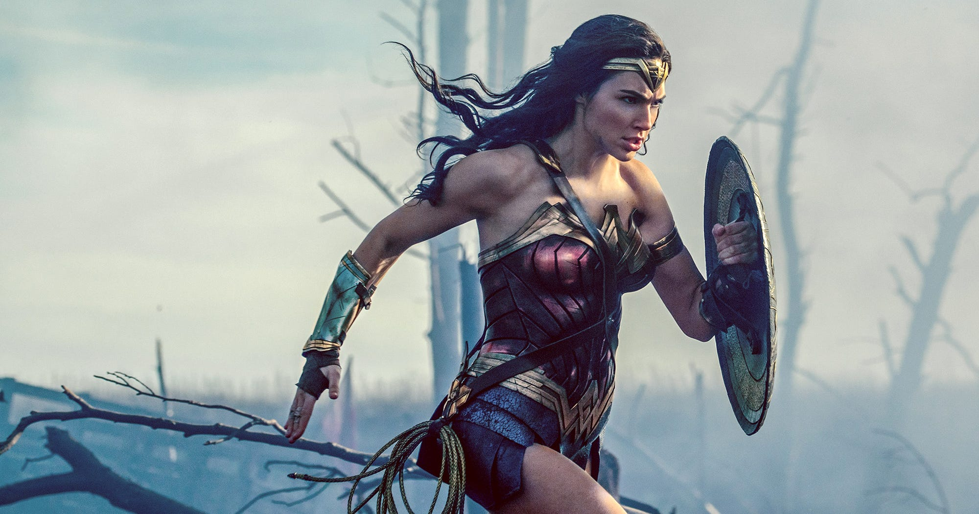 Lebanon's Government Is Banning Wonder Woman For This Reason