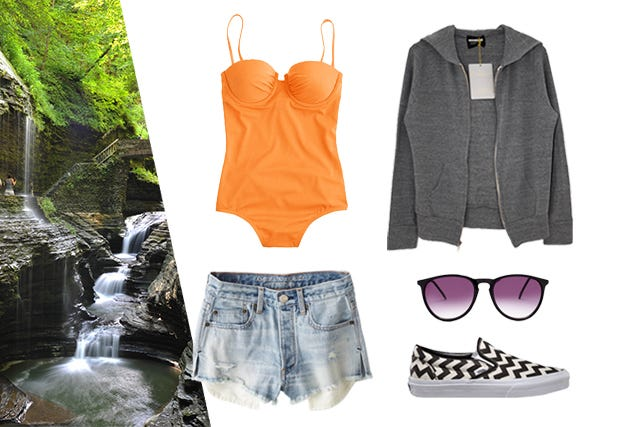 Where To Camp Near NYC (& What To Wear)