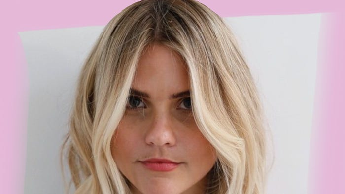 Blondierung zu lange einwirken lassen