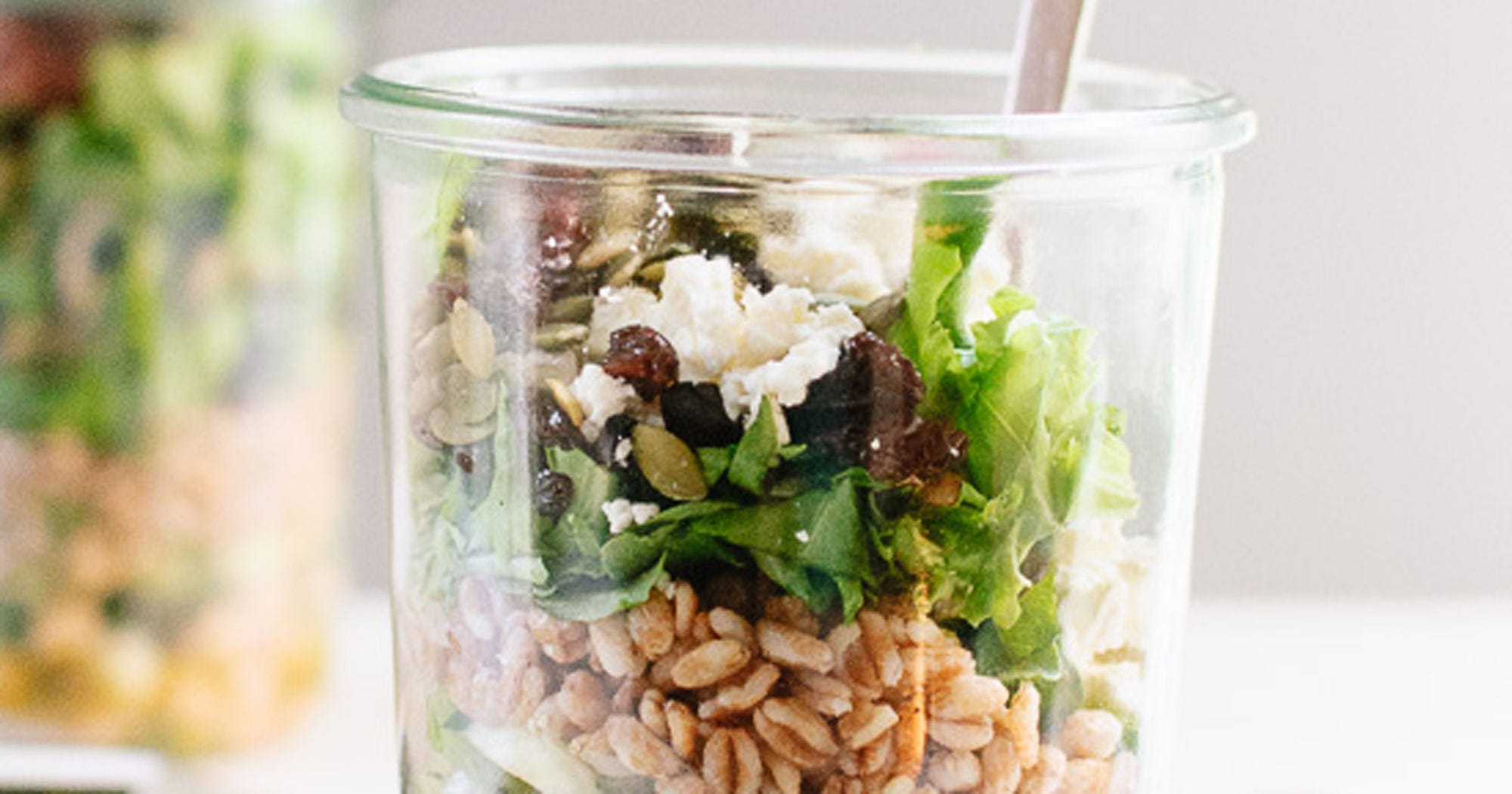10 Healthy Lunches That Aren't All Lettuce