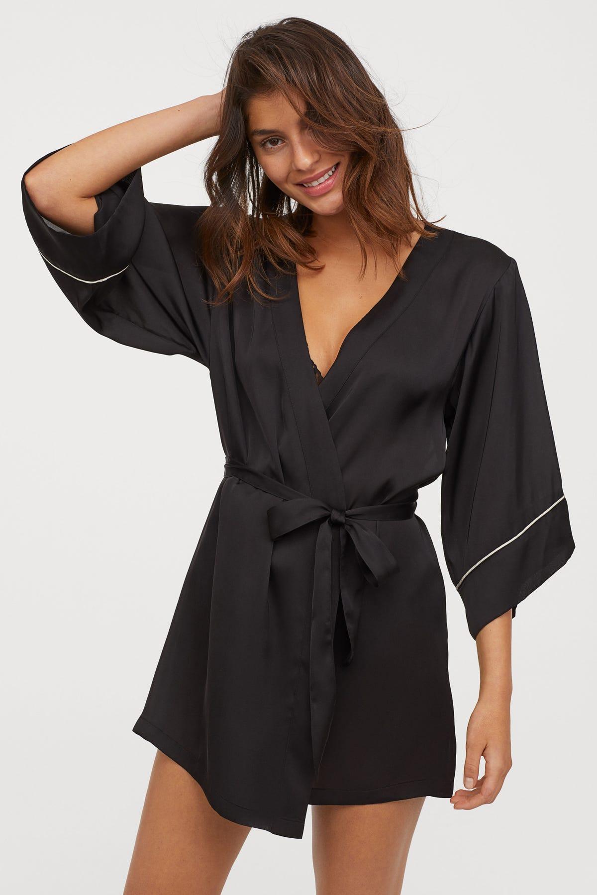 Best Womens Silk Robes, Bathrobes, Kimonos 2019