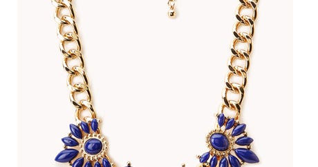 Statement-Necklace Trend