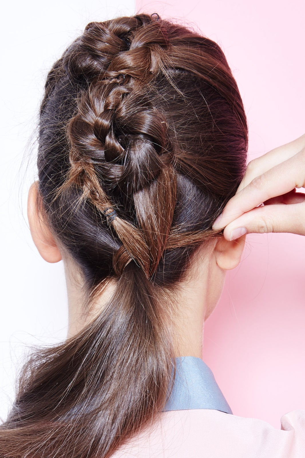 How To Make A Cool Ponytail