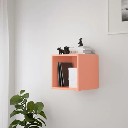 Ikea Eket Wall Mounted Shelving Unit