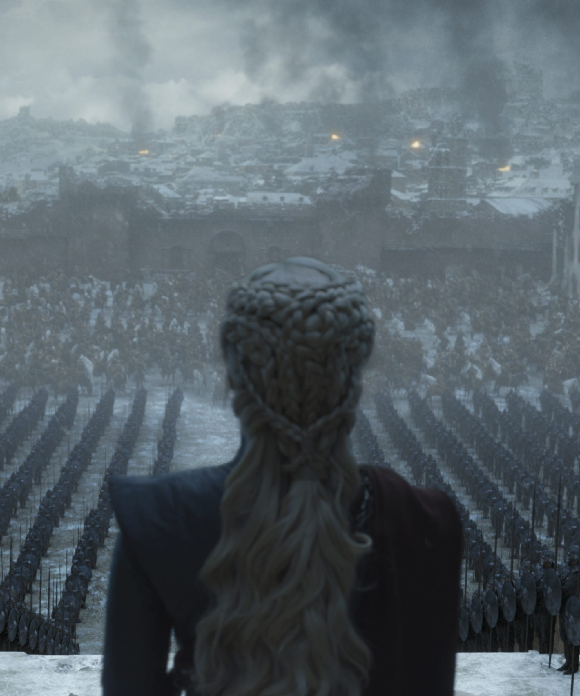 Game Of Thrones Finale Ending Spoilers Are On Reddit