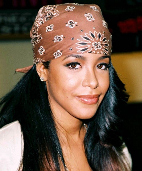 how to wear a bandana 90s style