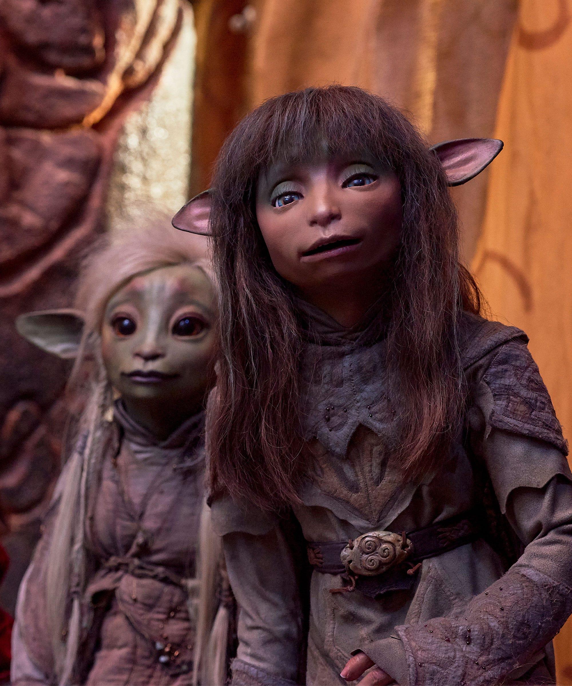 Celebrities Voices In The Cast Of Netflix Dark Crystal